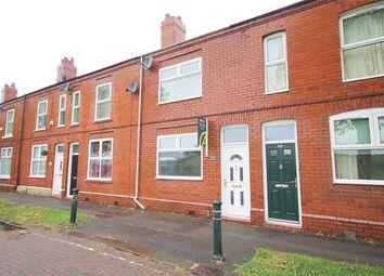Thumbnail 2 bed terraced house for sale in Steel Street, Warrington