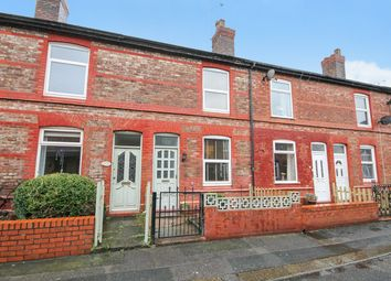 2 bed terraced house for sale in Surrey Street, Latchford, Warrington WA4