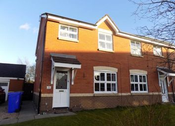 Thumbnail 3 bed semi-detached house to rent in Mason Road Shipley View & Property to Rent in Ilkeston - Zoopla
