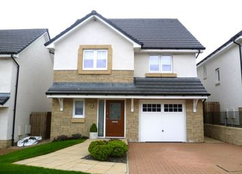 Thumbnail 4 bed detached house to rent in Millview Close, Auchterarder