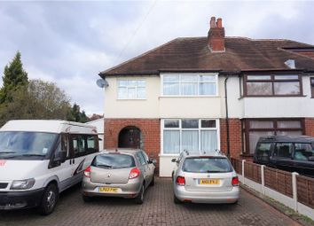 Thumbnail 3 bed semi-detached house for sale in High Street, Solihull