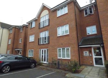 Thumbnail 2 bed flat for sale in Hassocks Close, Beeston, Nottingham