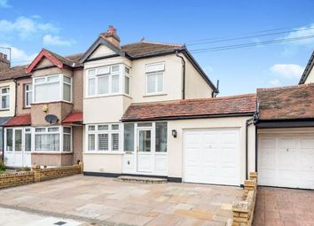 Thumbnail 3 bed end terrace house for sale in Mawneys, Romford, Havering
