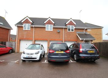 Thumbnail 2 bedroom flat to rent in Campion Road, Hatfield