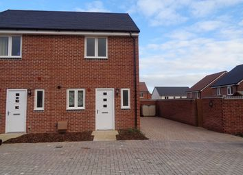 Thumbnail 2 bed end terrace house to rent in Magdalen Gardens, Basingstoke