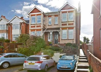 Thumbnail 5 bed semi-detached house for sale in Ryll Grove, Exmouth