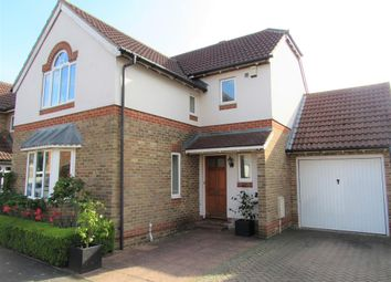 Thumbnail 3 bed detached house for sale in St Elizabeth Drive, Epsom, Surrey