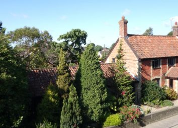 Thumbnail 5 bed cottage for sale in Heath Road, Woolpit, Bury St. Edmunds