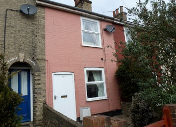 Thumbnail 2 bed terraced house to rent in Mizpah Cottages, Bridge Road, Lowestoft