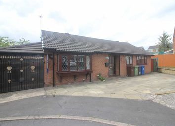 Thumbnail 3 bed detached bungalow for sale in Corfe Close, Aspull, Wigan