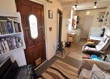 Thumbnail 1 bed semi-detached bungalow for sale in Trelowarren Street, Camborne, Cornwall