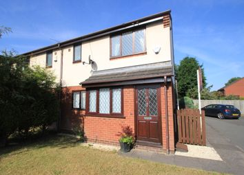 Thumbnail 1 bed semi-detached house to rent in Cape Avenue, Stafford, Staffordshire