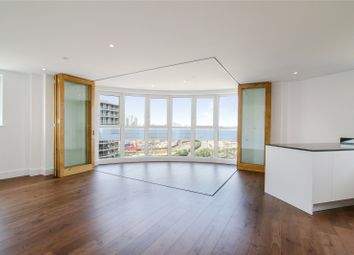 Thumbnail 2 bed flat for sale in Gateway Tower, 28 Western Gateway, Royal Victoria, London