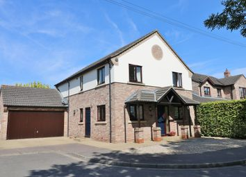 Thumbnail 4 bed detached house for sale in Mill Road, Willingham, Cambridge