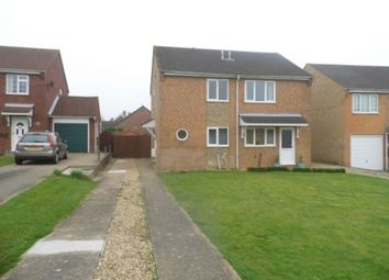Thumbnail 2 bed semi-detached house to rent in Turnor Close, Colsterworth, Grantham