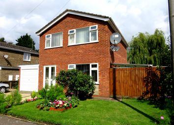 Thumbnail 3 bed detached house for sale in Barrington Close, Holbeach, Spalding