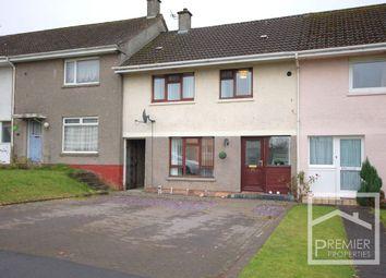 Thumbnail 3 bedroom terraced house for sale in Elphinstone Crescent, East Kilbride, Glasgow