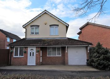 Thumbnail 3 bed detached house for sale in Wedgewood Close, Whitchurch, Bristol