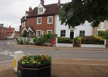 Thumbnail 2 bedroom town house for sale in Pople Street, Wymondham