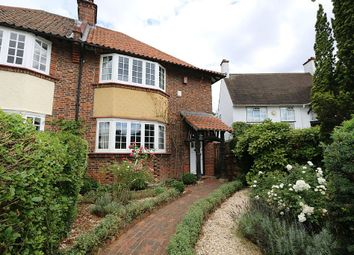 Thumbnail 4 bed semi-detached house for sale in Sherwood Road, London, London