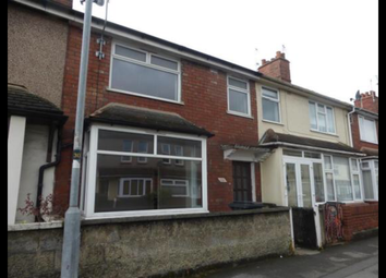 Thumbnail 3 bedroom terraced house to rent in Ferndale Road, Swindon