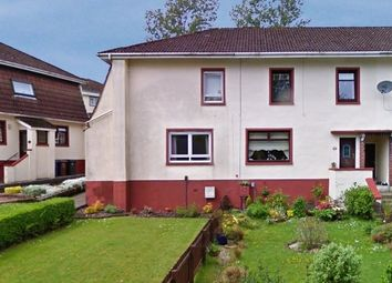 Thumbnail 4 bed terraced house for sale in Finch Road, Greenock, Renfrewshire