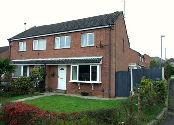 Thumbnail 3 bedroom semi-detached house for sale in Elmhurst Avenue, Broadmeadows, South Normanton, Alfreton