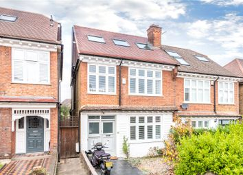 Thumbnail 4 bed semi-detached house for sale in Temple Sheen Road, East Sheen