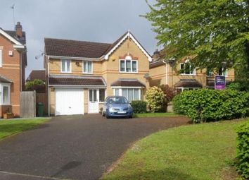 Thumbnail 4 bed detached house to rent in Petunia Close, Leicester