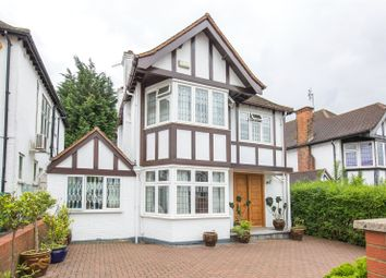 Thumbnail 3 bedroom detached house for sale in Edgeworth Avenue, Hendon, London