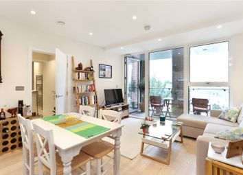 Thumbnail 1 bed flat for sale in Ravilious House, 273 King Street, London