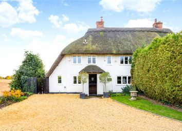 Thumbnail 3 bed semi-detached house for sale in Hill Green, Leckhampstead, Newbury, Berkshire