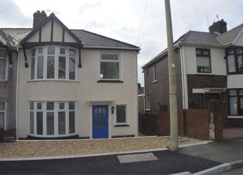 Thumbnail 3 bed semi-detached house for sale in Bracken Road, Margam, Port Talbot, West Glamorgan