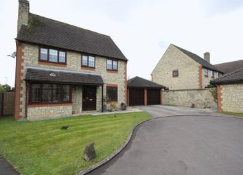 Thumbnail 4 bed detached house for sale in Sherbourne Road, Witney