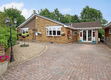 Thumbnail 3 bed detached bungalow for sale in Ullswater Close, Liden, Swindon