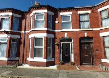 Thumbnail 3 bed terraced house for sale in Lunesdale Avenue, ., Liverpool, Merseyside