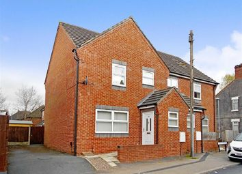 Thumbnail 3 bedroom semi-detached house for sale in Ruxley Road, Bucknall, Stoke-On-Trent