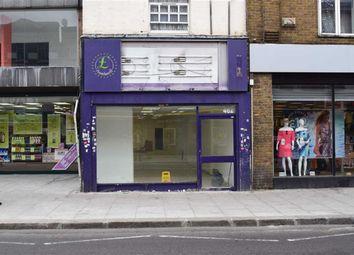 Thumbnail Retail premises to let in High Road, Tottenham, London