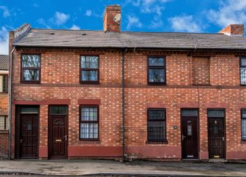 Thumbnail 2 bed end terrace house for sale in Uxbridge Street, Hednesford, Cannock