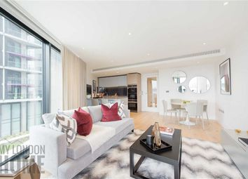 Thumbnail 2 bed property to rent in Four Riverlight Quay, Nine Elms Lane, Vauxhall, London