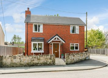 Thumbnail 3 bed detached house for sale in The Gables, Station Road, Oswestry, Shropshire