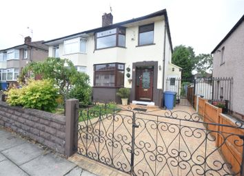 3 bed semi-detached house for sale in Okehampton Road, Childwall, Liverpool L16