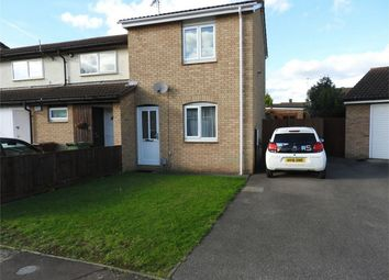 Thumbnail 2 bedroom end terrace house to rent in Lombardy Drive, Peterborough, Cambridgeshire