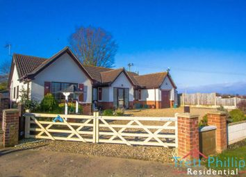 Thumbnail 3 bed bungalow for sale in Grove Road, Repps With Bastwick, Great Yarmouth