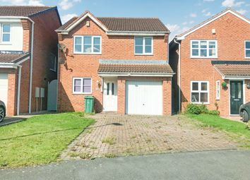 Thumbnail 3 bed detached house for sale in Landseer Drive, Billingham
