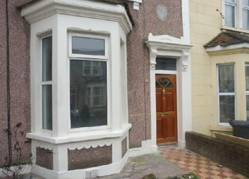 Thumbnail 3 bed property to rent in Heath Street, Eastville, Bristol