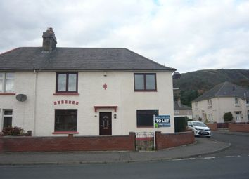 Thumbnail 4 bed semi-detached house to rent in Broomhill Avenue, Burntisland