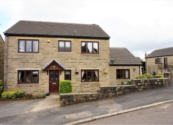 Thumbnail 5 bed detached house for sale in Ridgeway Mount, Keighley