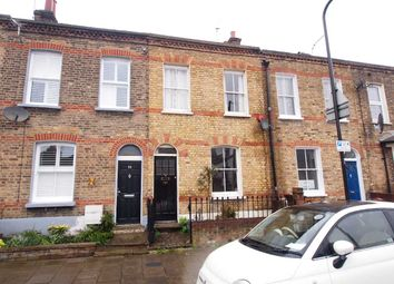 Thumbnail 2 bed terraced house to rent in Oriel Road, London