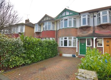 Thumbnail 3 bed terraced house for sale in Rydens Grove, Hersham